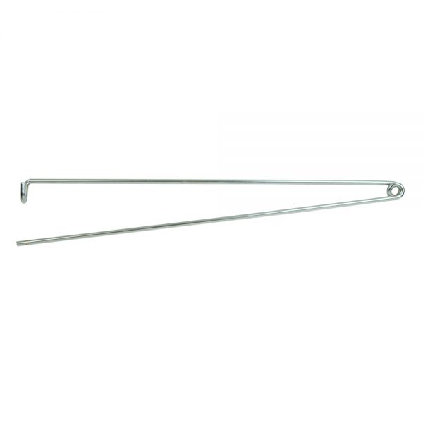 STEEL DIAPER PIN ROD SILVER-0
