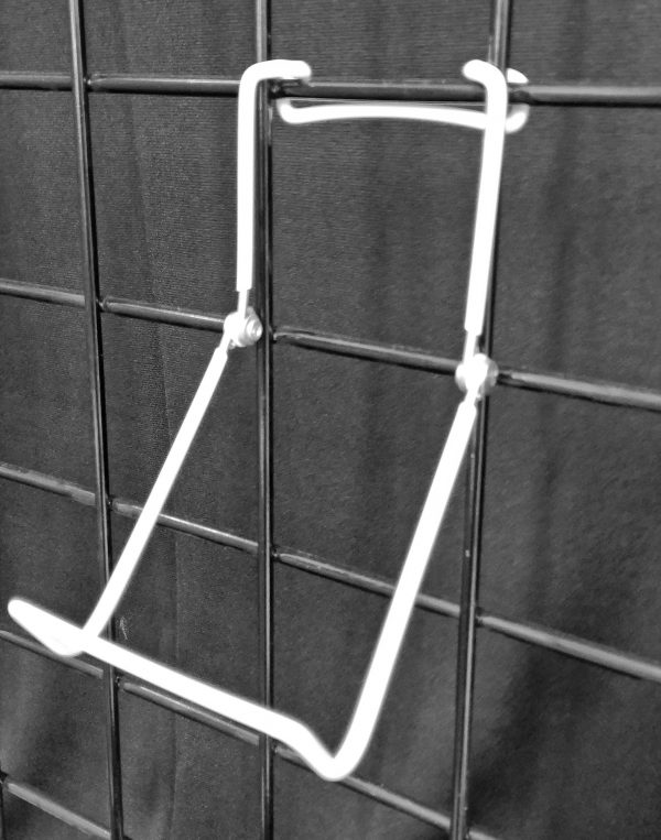 VINYL COATED GRIDWALL EASEL -0