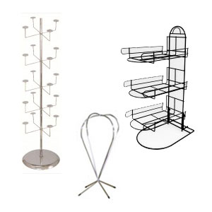 HAT RACKS & DISPLAYS