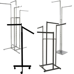 TWO & FOUR-WAY RACKS